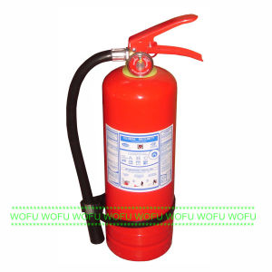 5lb Stored Pressure ABC Dry Chemical Powder Fire Extinguisher pictures & photos