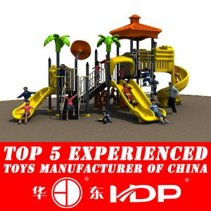 High Quality and Unique Children Outdoor Playground (HD14-114A) pictures & photos