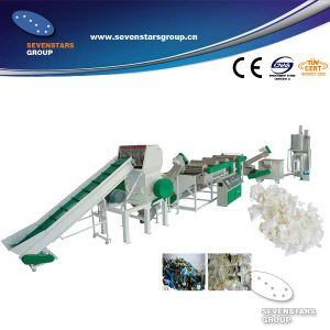Long Workinglife PE Film Washing Plant (PE 500) pictures & photos