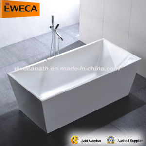 Solid Surface Acrylic Resin Bathtub (EW6813)