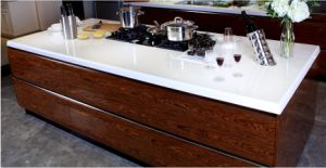 High Gloss Lacquer Kitchen Cabinet (zz-061) pictures & photos
