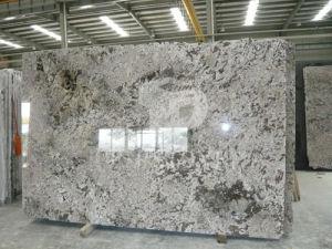 China bianco antico granite slab for countertop china for Granito blanco delicatus