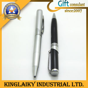 Printing Colorful Metal Roller Pen with Logo for Gift (KP-003) pictures & photos