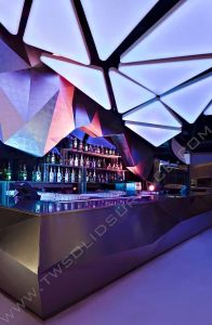 Commercial Solid Surface Night Club Bar Counter pictures & photos