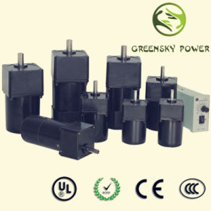 Power Can Be Customized Small AC Induction Electric Gear Motor pictures & photos