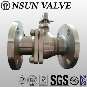 Stainless Steel CF8 Anti-Fire Ball Valve (Q41F-10K)