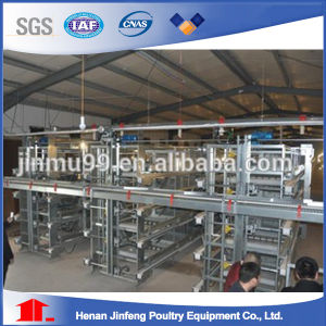 Automatic Layer Chicken Equipment Eggs Poultry Cage pictures & photos