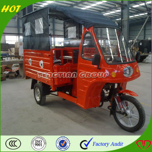 High Quality Chongqing Passenger Three Wheel Motorcycle pictures & photos