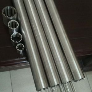 High Precision Small Diameter Johnson Wedge Wire Stainless 316L Steel Filter Screen Pipe pictures & photos