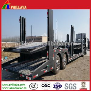 Car/SUV Transportation Vehicle Hydraulic Carrier Trailer Auto Hauler pictures & photos