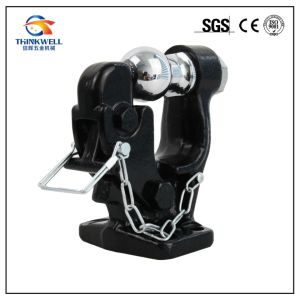 8 Ton Heavy Duty Pintle Hook with Ball Trailer Ball and Pintle Hook pictures & photos