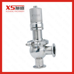 Sanitary Stainless Steel Ss304 Air Relief Valve pictures & photos