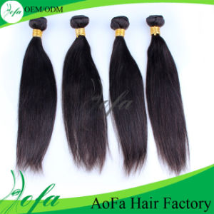 Lowest Wholesale Price Cheap Brazilian Straight Hair Weaving pictures & photos