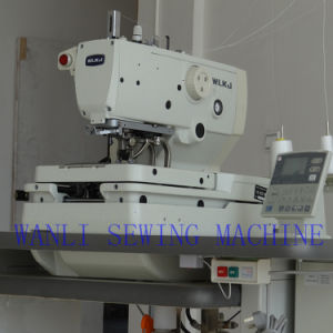 Sewing Machine, Holing Sewing Machine