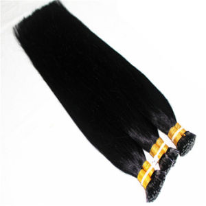 100% Real Human Hair Stick Prebonded Hair Extension I-Tip Hair pictures & photos