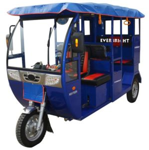 Petrol Tricycle, Gasoline Tricycle 3 Wheel Motorcycle for Passenger pictures & photos