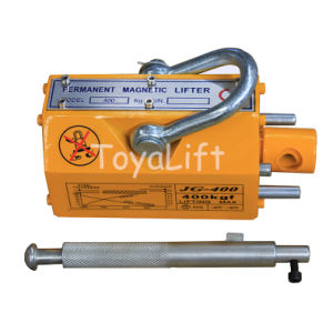 2t Steel Cylinder Lifter Magnet pictures & photos