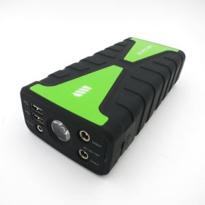 16800mAh Portable Power Bank Car Accu Jump Starter Used for Emergency pictures & photos