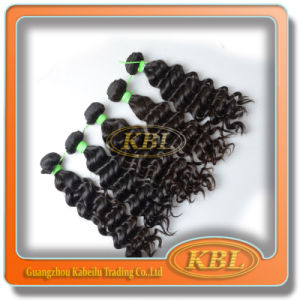 Double Layer Human Hair Weft of Brazilian Hair pictures & photos
