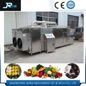 Spinach Washing Wind Drying Machine pictures & photos