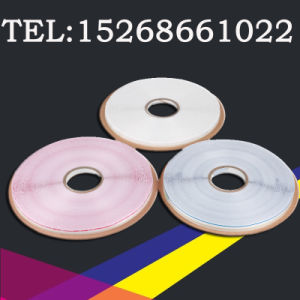 12*4/6mm*1000m HDPE Resealable Bag Sealing Tape Double Sided Tape pictures & photos