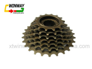 7speed 14-28 T Cassette Freewheel for Road Bike pictures & photos