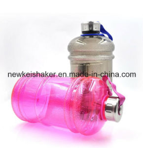 400ml Shaker Bottle with Plastic Blender pictures & photos