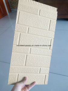 Lightweight Embossed Metal PU Sandwich Panel pictures & photos