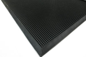 16mm X 810mm X 1000mm Finger Door Mat, Finger Rubber Mat pictures & photos