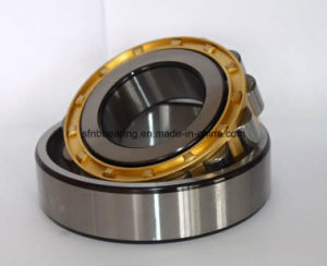 Rail Traction Motor Bearing Nu220m Cylindrical Roller Bearing pictures & photos