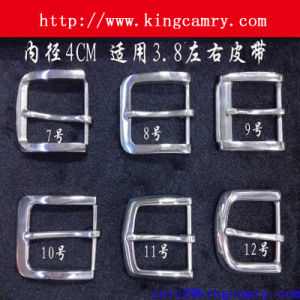 Fashion Metal Stainless Steel Belt Buckles pictures & photos