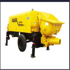 Shantui Concrete Pump Trailers Hbt60 pictures & photos