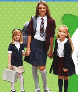 100% Cotton Smart and Presentable Uniforms for School Kids pictures & photos