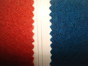 Wool Imitation Thick Needle Knitting Fabric pictures & photos