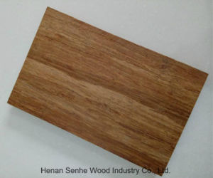 Strand Woven Bamboo Flooring, Outdoor Bamboo Flooring, Light Carbonized 18mm pictures & photos