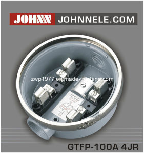 Meter Socket (GTFP-100A 4JR) with CE pictures & photos