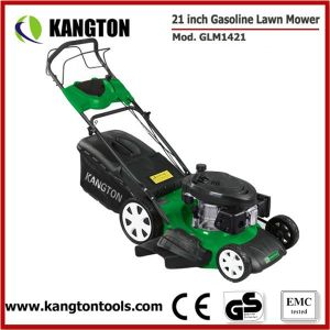 Gasoline Grass Cutter Lawn Mower (KTG-GLM1421-200S) pictures & photos