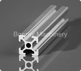 Anodized Oxidation Extruded Aluminum Profile Extrusion with 2020 Series pictures & photos