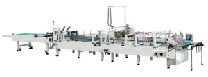 High Speed Full Automatic Folder Gluer Machine (ZH-900)