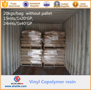 Copolymer of Vinyl Chlroide and Vinyl Isobutyl Ether MP45 CAS 25154-85-2 for Gravure Printing Ink Binder pictures & photos