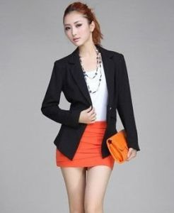 2013 Spring New Style Slim Fit Women Suits (LL-SI02) pictures & photos