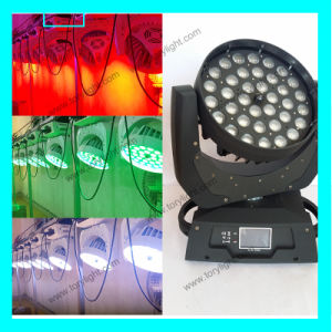 36*15W LED Zoom Moving Head Light (5in1) pictures & photos