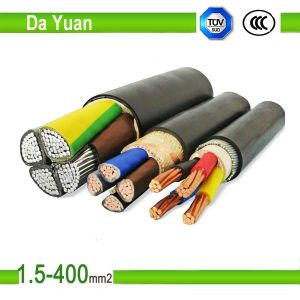 2 Core Yjv23 2*50mm2 PVC Insulated Copper Power Cable pictures & photos