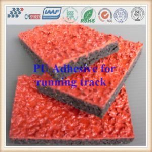 Chinese Supplier Polyurethane PU Glue Adhesive for Rubber Running Track pictures & photos