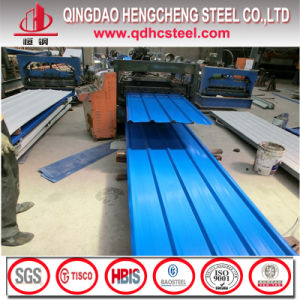 Red Color Coated Galvanized Steel Roof Sheet Price pictures & photos