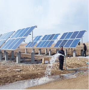 Solar Water Pump/Brushless DC (4DC) pictures & photos