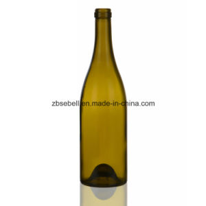 750ml Cork Top Wine Container, Wine Bottle pictures & photos