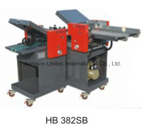 Electric High Speed Paper Folding Machine Hb 382s/ Hb 382SA/ Hb 382sb pictures & photos