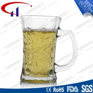 150ml Engraved Design Flint Glass Water Mug (CHM8168) pictures & photos