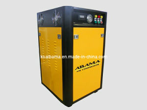 Ts-55 5.5HP Utral Quiet Cabinet Type Belt Driven Air Compressor pictures & photos